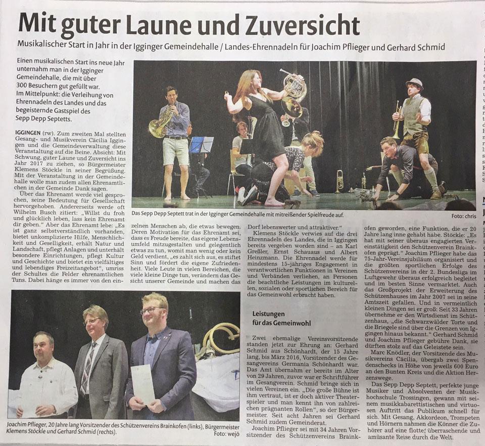 Remszeitung 23.1.2017