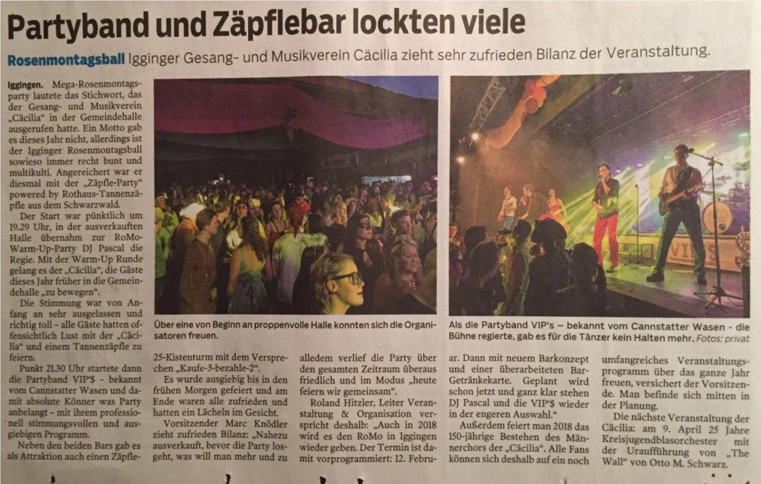 Remszeitung 2. März 2017