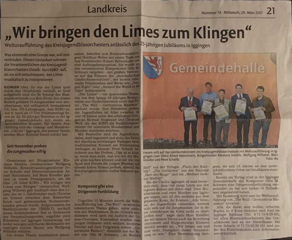 Remszeitung 29.3.2017